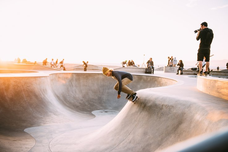 Foto: Rudersdal Skatepark. Bowl Days 2017