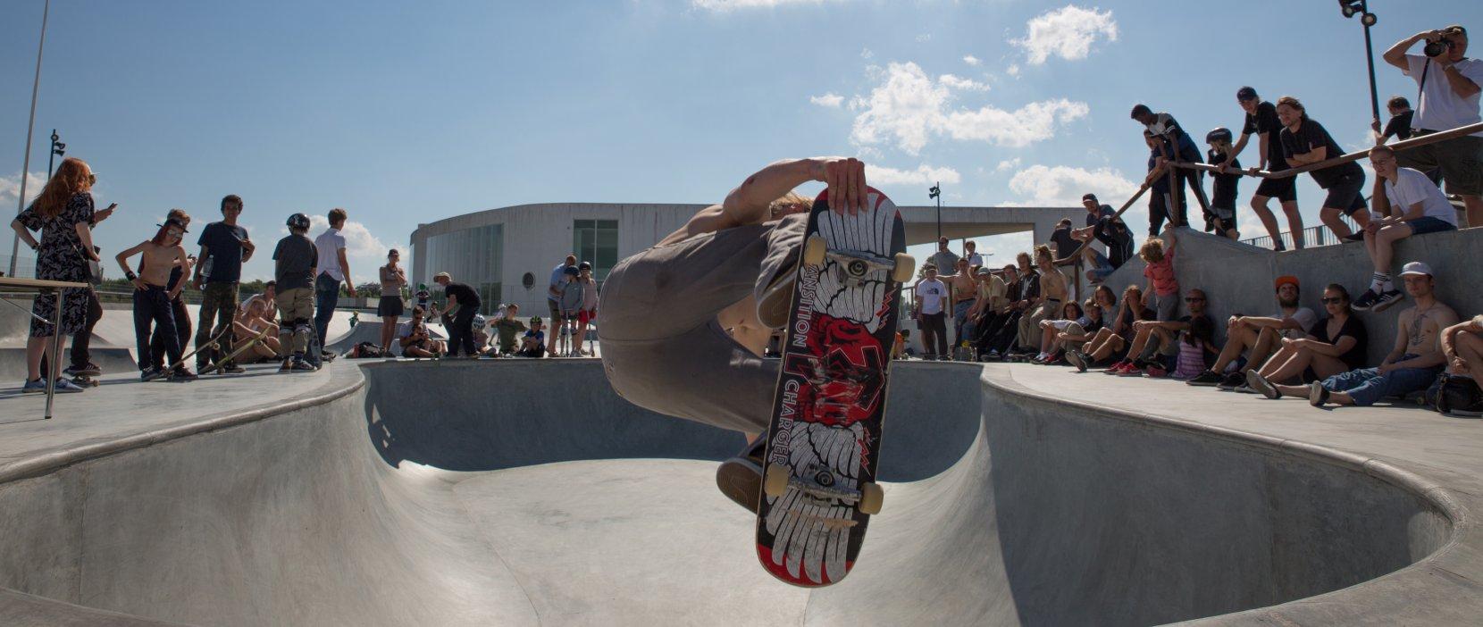 Foto: Rudersdal Skatepark